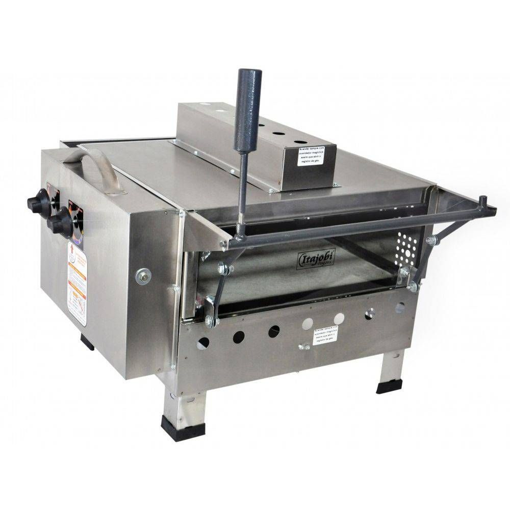 Forno Pizza Industrial Gás